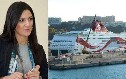 Des députés à bord du bateau Tanit à la rencontre des Tunisiens résidents à l'étranger