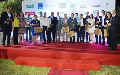 Tourism Leaders Awards : Les corps de métier à l'honneur