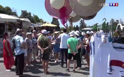A propos des attentats terroristes à Tunis : «Cela peut arriver partout», disent des touristes