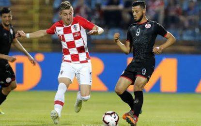La Tunisie bat la Croatie en amical (2-1) : Des promesses mais encore du travail
