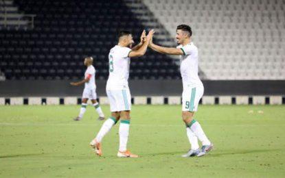 Algérie-Mali (3-2) : Youcef Belaili marque et fait marquer
