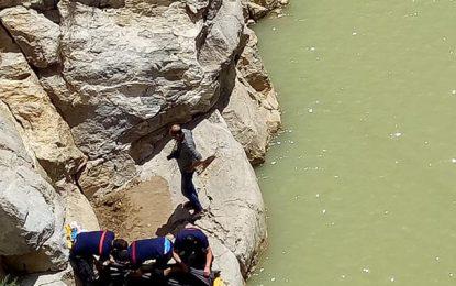 Zaghouan : Le corps d'un adolescent repêché à Oued Hammam Zriba