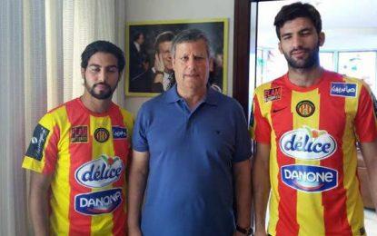 Le Club bizertin veut les «sang et or» Adem Rejaibi et Ali Machani