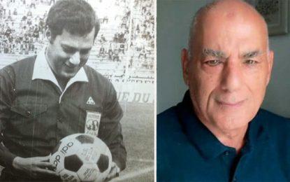 Décès de l'ancien arbitre international tunisien Aissaoui Boudabous