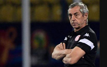 CAN 2019 : Le coach de la Tunisie, Alain Giresse, parle de titre continental