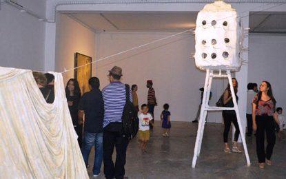 Galerie B7L9 à Bhar Lazreg : Dans l'univers mystérieux d'Alex Ayed