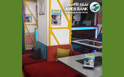 Mobile payement : Amen Pay ajoute les restaurants Geek à la liste de ses affiliés