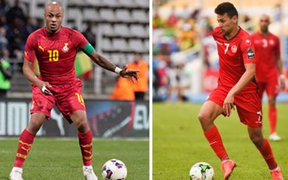 CAN 2019 : Les Tunisiens peuvent-ils réaliser un second miracle face au Ghana ?