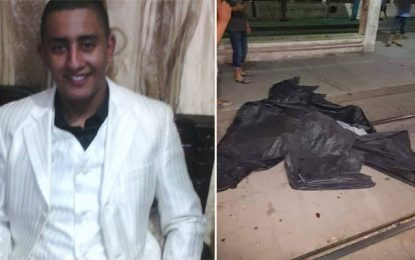 Abattu hier soir à la cité Intilaka, Aymen Smiri allait perpétrer un attentat