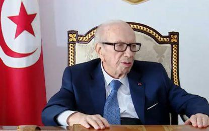 L'apparition du président Béji Caïd Essebsi attise les inquiétudes sur son état de santé