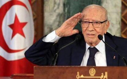 Une avenue à Carthage baptisée au nom du regretté président Béji Caïd Essebsi