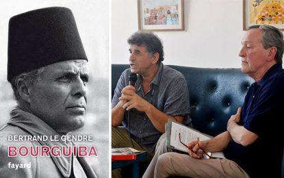 Bertrand Le Gendre à Tunis : Les Français connaissent mal l'histoire de la Tunisie