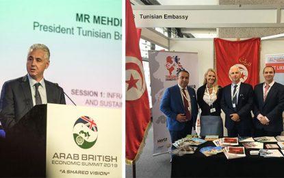 La Chambre de commerce tuniso-britannique participe au 1er Sommet économique arabo-britannique à Londres