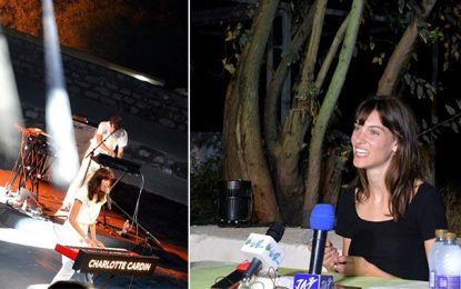 Festival de Hammamet : Charlotte Cardin, le coup de cœur de cette édition
