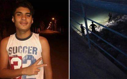 Le corps de Chouaieb repêché au barrage d'El-Agba, l'adolescent était porté disparu
