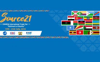La Tunisie à la Foire internationale du Comesa (Source21), du 17 au 21 juillet 2019 à Nairobi