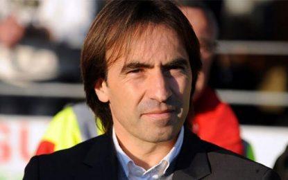 Contre la Tunisie, «ce sera une finale», affirme  Corentin Martinez, le sélectionneur de la Mauritanie