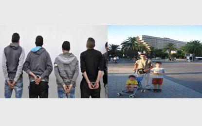 La Tunisie est classée 70e sur 123 pays dans l'indice de criminalité de Numbeo, jugé modéré