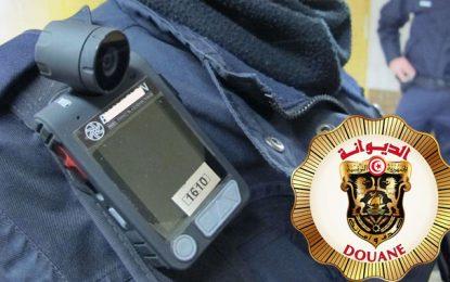 Tunisie : Les uniformes des douaniers seront bientôt équipés de caméras