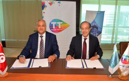 Partenariat : Confiance renouvelée entre Tunisie Telecom et le Groupe Carte