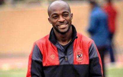 L'Espérance lorgne l'attaquant angolais d'Al Ahly Geraldo da Costa