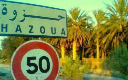 Tozeur : Décès par balle d'un individu qui a tenté d'attaquer, avec un bulldozer, le poste frontalier Hezoua