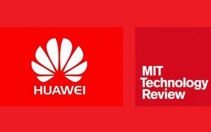 Huawei classée dans les 50 entreprises les plus intelligentes par la revue de technologie du MIT