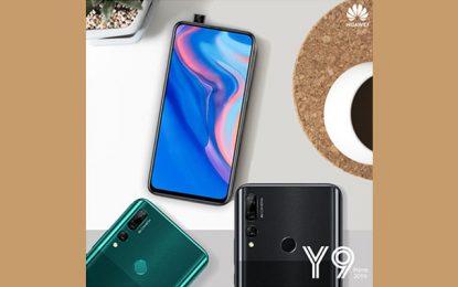 Let's pop-up : Le Huawei Y9 prime 2019 officiellement sur le marché tunisien