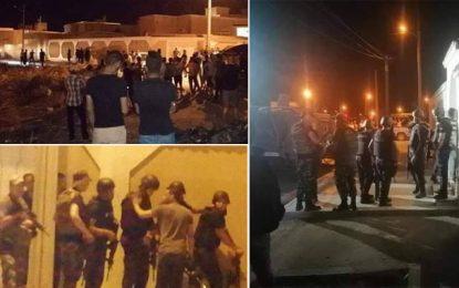 Descente policière antiterroriste à Kasserine : Le vrai du faux…