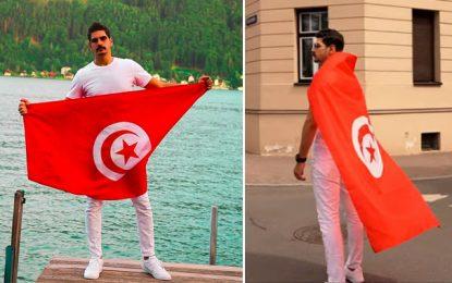 Le rappeur égyptien Khalid Gad chante la Tunisie de la paix