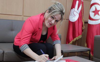 Au lendemain de sa démission de Nidaa, Lamia Mlayeh intègre, sans surprise, Tahya Tounes