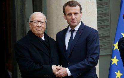 L'Elysée : «Caïd Essebsi, un dirigeant courageux (qui a) résisté à tous les obscurantismes»