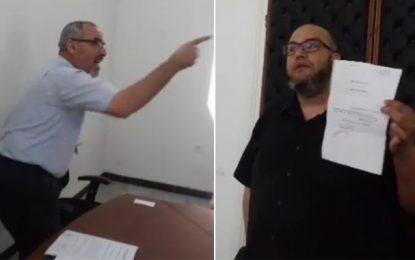 Le maire de Menzel Bourguiba hospitalisé après une querelle avec d'autres conseillers municipaux (vidéo)