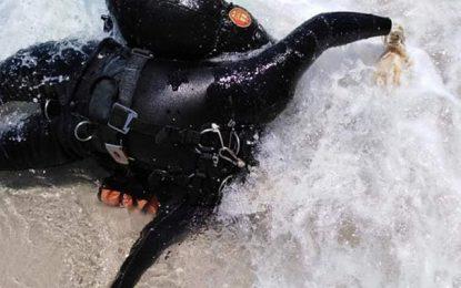 Nabeul : Le corps en décomposition d'un plongeur repêché à Menzel Horr