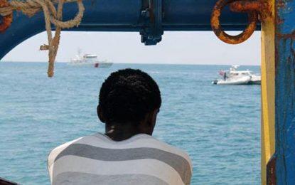 OIM : Plus de 80 migrants, dont des femmes et des enfants, noyés au large de  la Tunisie