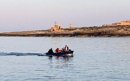 Plus d'un millier de Tunisiens ont migré clandestinement vers l'Espagne et l'Italie, au 1e semestre 2019