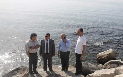 Monastir : Des eaux usées déversées dans la mer à Stah Jaber !