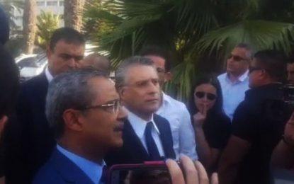 L'audience de Nabil Karoui au Pôle judiciaire financier reprendra demain