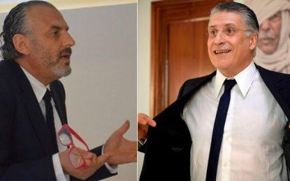 Affaire I Watch : Mandat de dépôt à l'encontre de Nabil et Ghazi Karoui