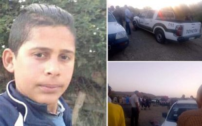 Béja : L'adolescent Najmeddine décède par noyade à Oued Medjerda
