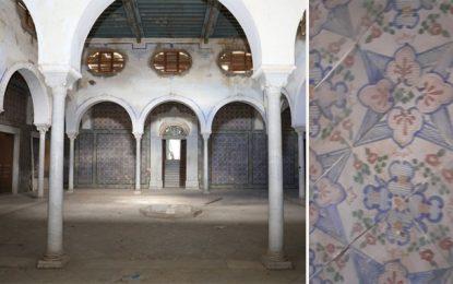 Ariana : Démarrage des travaux de restauration du Palais Borj Baccouche, bientôt transformé en complexe culturel (Photos)