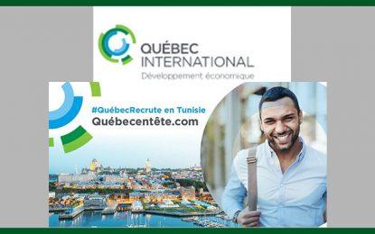 Québec International recrute à travers le monde et recherche, notamment en Tunisie, des étudiants et des chercheurs