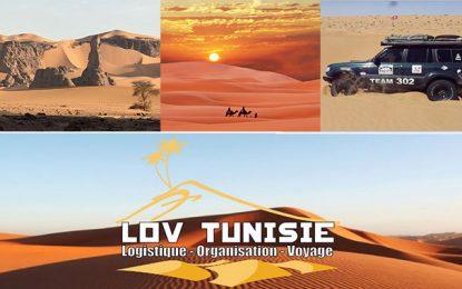 Raid à la découverte du désert tunisien du 23 octobre au 6 novembre 2019