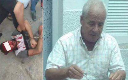 Retour sur la terreur de l'agression au couteau à Ras Jebel où un homme de 74 ans a été tué, 9 autres blessés (vidéo)