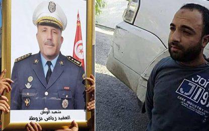 A propos de la peine «prononcée» contre Zied Gharbi, le terroriste qui a tué le commandant Barrouta