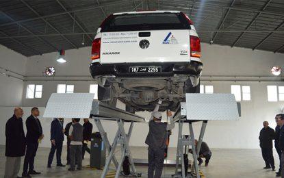 Visite technique auto : SGS ouvre son 1er centre pour le  compte de AMI Assurances