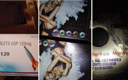Contrebande : Viagra, médicaments et autres produits saisis à Sfax (Photos)