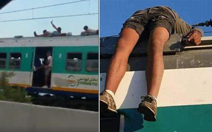 Après le décès de Med Amin, électrocuté sur le toit d'un train: Les parents appelés à sensibiliser leurs enfants