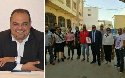Législatives : Soufiene Toubal tête de liste du parti de Nabil Karoui à Gafsa