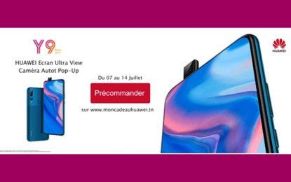 Le Huawei Y9 Prime 2019 disponible en Tunisie en précommande avec beaucoup de cadeaux